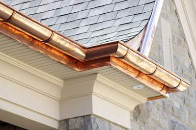 Roussel Eavestrough Eavestrough Siding Copper Eavestrough